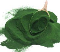 ქლორელას ფხვნილი (წყალმცენარე) / chlorella algae, 200g