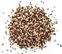 კინოას მარცვალი, სამ ფერში / quinoa, 250g