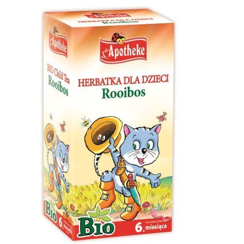 ბალახეული ჩაი ბავშვებისთვის – როიბუში ბიო