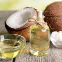 ქოქოსის ზეთი, ცივი გაწურვის / coconut oil virgin, 200ml