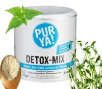 მცენარეული ნაერთი დეტოქს მიქსი  / detox plant powder mix – 180g