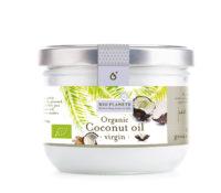 ქოქოსის ზეთი, ცივი გაწურვის / coconut oil virgin, 400ml