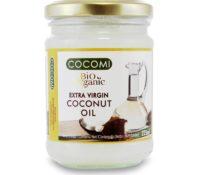 ქოქოსის ზეთი, ცივი გაწურვის / coconut oil extra virgin, 225ml