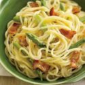 angel-hair-carbonara-asparagus